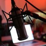 Planet Waves FM Studio.