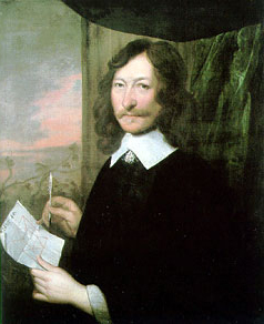 William Lilly (1601-1681).