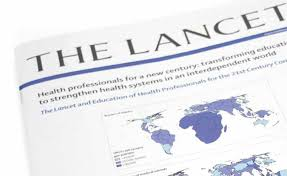 The Lancet, the leading British medical journal, published the study today.