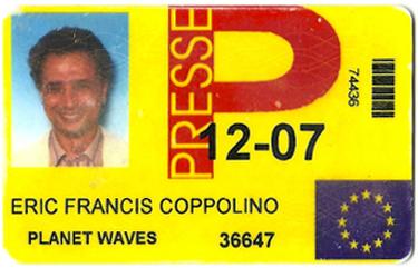 Press Card.
