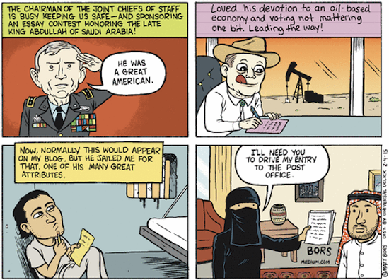 By Matt Bors