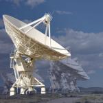 Mr. Coppolino will operate the VLA Telescope in New Mexico live during the debate.