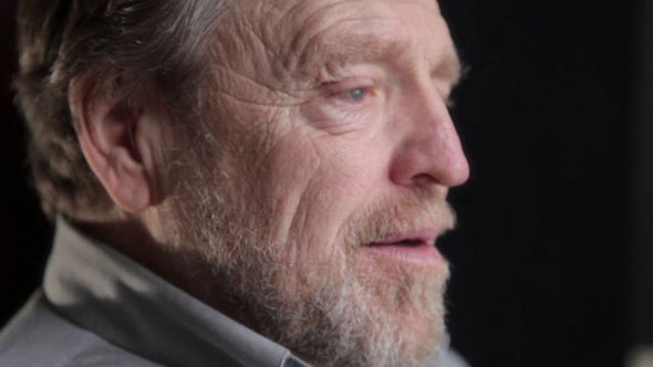 John Perry Barlow, rancher, lyricist and founder of the Electronic Frontier Foundation.