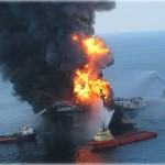 The BP oil spill was the worst disaster in the Gulf Of Mexico since Katrina and the world's worst oil spill since the Exxon Valdez incident. Photo: Gather.com