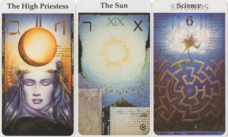 high_priestess_sun_six_swords_rohrig_sm