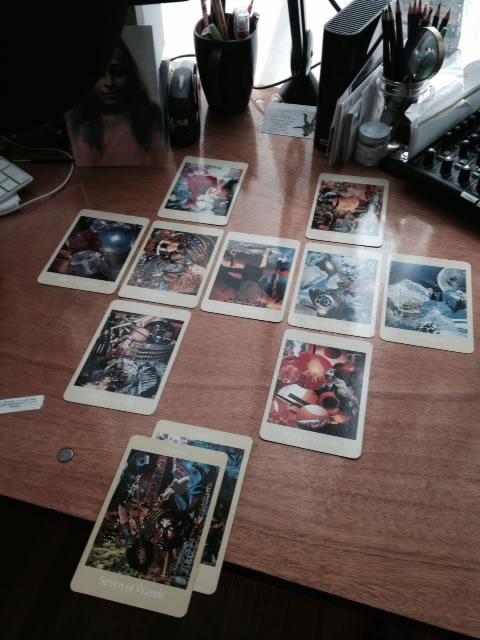 Tarot #4