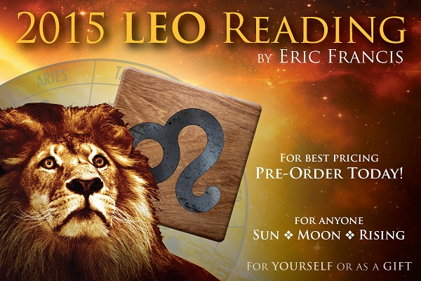 The Leo birthday reading is also beautiful for those with Leo Moon and rising.