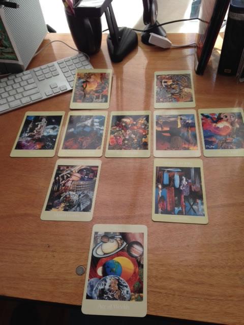 Tarot #2.