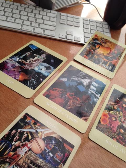 Tarot #4.