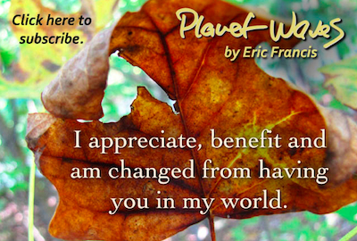"Don't let the word ""change"" scare you; Planet Waves just helps you grow as you move through life's seasons. Try an affordable Reader Level membership (tell your friends about it!); for more comprehensive service, try a Core Community membership."
