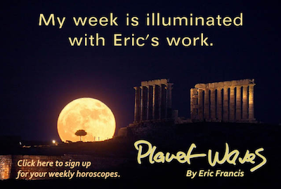 You don't have to wait for the next Full Moon to sign up for the best horoscopes, astrology articles and more on the Internet. Try Planet Waves' new Reader Level membership here for web access; Illuminate your inbox with our Core Community membership, which includes email delivery, optional SMS service, and more.