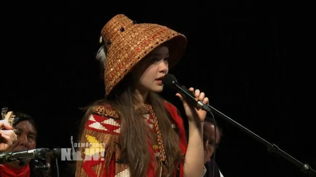 Dem Now singer
