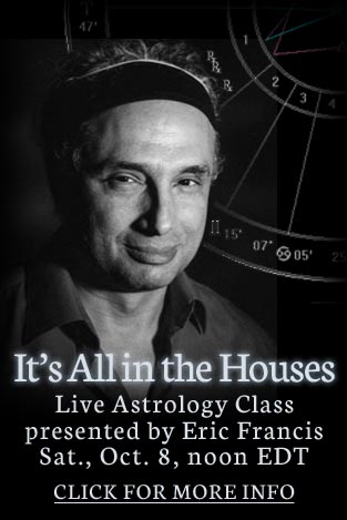 Join Eric's exciting new class on the houses.