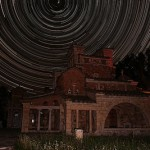 "Astrologers' heads are spinning thanks to Hillary Clinton's constantly shifting birth time -- and even NASA has gone a little loopy about zodiac signs. At least Saturday's class on houses is straightforward. Photo of star trails over the ""unorthodox"" Aghia Foteini church in Arcadia, Greece, by Anthony Ayiomamitis."