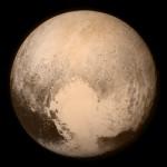 Remember this? Last year's NASA New Horizons image of Pluto.