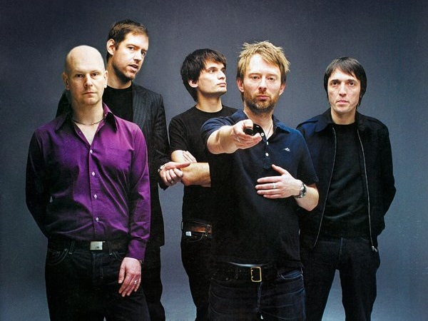 Radiohead, strong enough for our heavy-duty times.