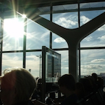 Heathrow Airport in 2012; photo by Amanda Painter.
