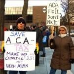 ACA-Protest