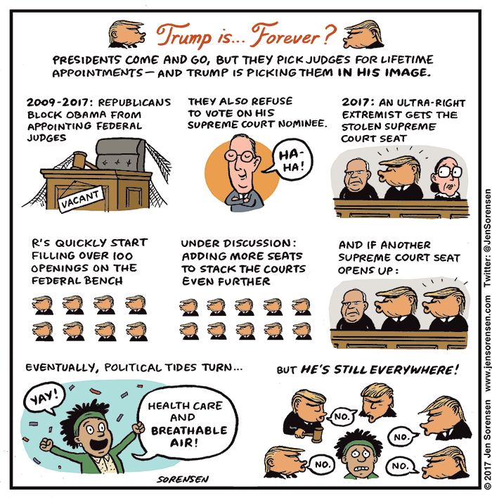 Trump is… Forever? | Planet Waves Astrology by Eric Francis and Friends