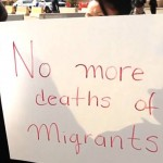 SEG1-NoMoreDeathsOfMigrants-ProtestSign