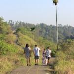 Exploring the Campuhan Ridge Walk, Ubud, Bali. Photo by Amanda Painter.